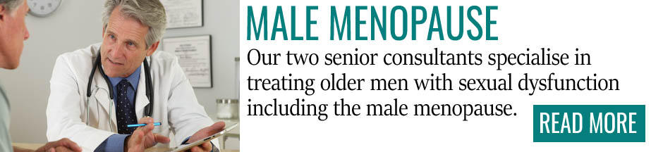 Take our Male Menopause Test
